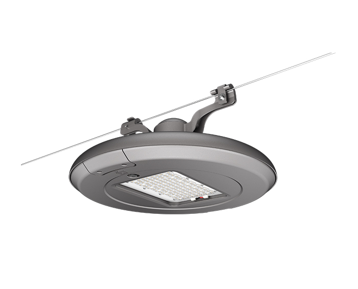 European style 37w Suspended Mounted streetlight
