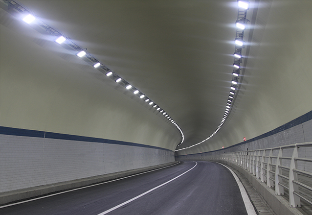 LED Tunnel Light in China